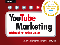 YouTube-Marketing von Szoltysek,  Marius, Tembrink,  Christian