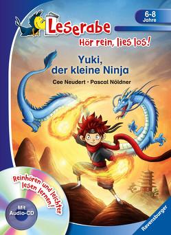 Yuki, der kleine Ninja von Neudert,  Cee, Nöldner,  Pascal