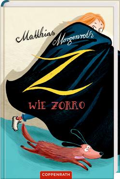 Z wie Zorro von Henn,  Astrid, Morgenroth,  Matthias