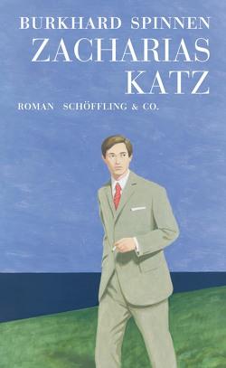 Zacharias Katz von Spinnen,  Burkhard