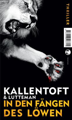 Zack Herry / In den Fängen des Löwen von Hildebrandt,  Christel, Kallentoft,  Mons, Lutteman,  Markus