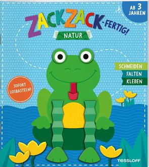 Zack, zack – fertig! Natur von Schmidt,  Sandra