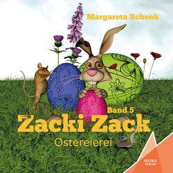 Zacki Zack von Barth,  Bianca, Schenk,  Margareta, Verlag,  Kelebek