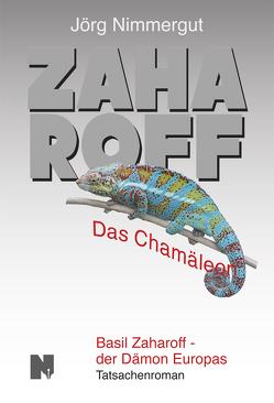 Zaharoff / Das Chamäleon von Nimmergut,  Jörg