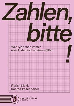 Zahlen Bitte! von Klenk,  Florian, Pesendorfer,  Konrad