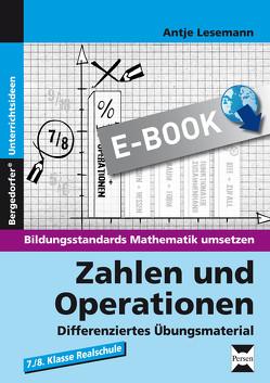 Zahlen und Operationen von Lesemann,  Antje