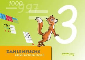 Zahlenfuchs 3 von Auras,  Thomas, Debbrecht,  Jan, Wachendorf,  Peter