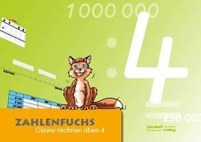 Zahlenfuchs 4 von Auras,  Thomas, Debbrecht,  Jan, Wachendorff,  Peter