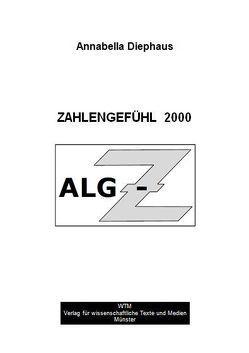 Zahlengefühl 2000 von Diephaus,  Annabella