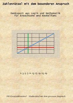 Zahlenrätsel mit dem besonderen Anspruch von Richter,  Carsten
