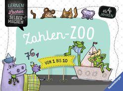 Zahlen-Zoo von Diehl,  Hannah, Ernicke,  Maria