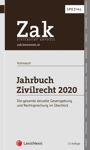 Zak Jahrbuch Zivilrecht 2020 von Kolmasch,  Wolfgang