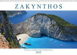 Zakynthos 2019 (Wandkalender 2019 DIN A3 quer) von Schnittert,  Bettina