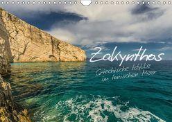 Zakynthos – Griechische Idylle im Ionischen Meer (Wandkalender 2018 DIN A4 quer) von Daniel Homfeld,  Stefan