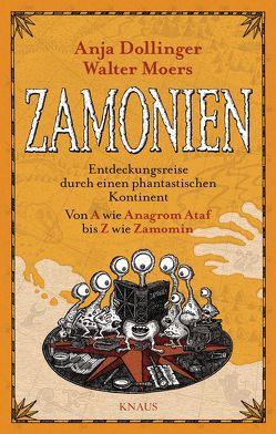 Zamonien von Dollinger,  Anja, Moers,  Walter