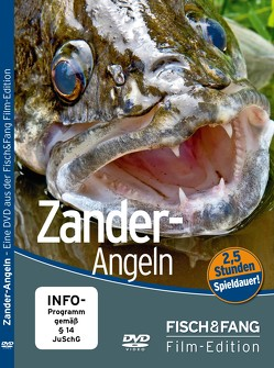 Zanderangeln von Redaktion,  Fisch & Fang