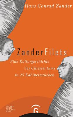 Zanderfilets von Zander,  Hans Conrad