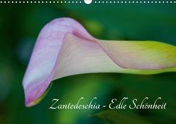 Zantedeschia – Edle Schönheit (Wandkalender 2018 DIN A3 quer) von Drafz,  Silvia