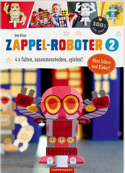 Zappel-Roboter 2 von Hisao,  Sato