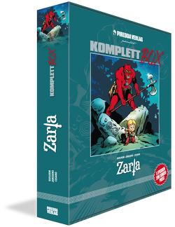 Zarla Komplett-Box von Guilhem, Janssens,  Jean-Louis, Piredda,  Mirko, Surmann,  Martin