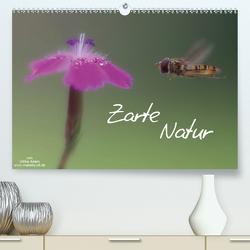 Zarte Natur 2021 (Premium, hochwertiger DIN A2 Wandkalender 2021, Kunstdruck in Hochglanz) von Adam,  Ulrike