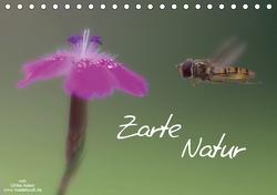 Zarte Natur 2021 (Tischkalender 2021 DIN A5 quer) von Adam,  Ulrike