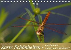 Zarte Schönheiten – Libellen der Malaiischen Halbinsel (Tischkalender 2018 DIN A5 quer) von Schumann,  Bianca