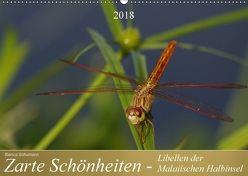 Zarte Schönheiten – Libellen der Malaiischen Halbinsel (Wandkalender 2018 DIN A2 quer) von Schumann,  Bianca