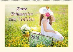 Zarte Träumereien zum Verlieben (Wandkalender 2018 DIN A2 quer) von Roder,  Peter