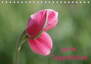 zarte Tulpenblüten 2021 (Tischkalender 2021 DIN A5 quer) von Scholze,  Verena