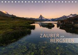 Zauber der Bergseen (Tischkalender 2018 DIN A5 quer) von Dreher,  Christiane
