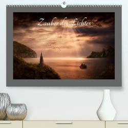 Zauber des Lichtes (Premium, hochwertiger DIN A2 Wandkalender 2021, Kunstdruck in Hochglanz) von Wunderlich,  Simone