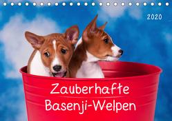 Zauberhafte Basenji-Welpen (Tischkalender 2020 DIN A5 quer) von Joswig,  Angelika