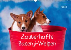 Zauberhafte Basenji-Welpen (Wandkalender 2020 DIN A3 quer) von Joswig,  Angelika