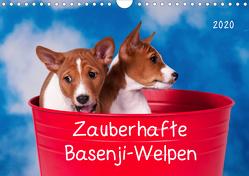 Zauberhafte Basenji-Welpen (Wandkalender 2020 DIN A4 quer) von Joswig,  Angelika
