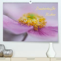 Zauberhafte Blüten (Premium, hochwertiger DIN A2 Wandkalender 2020, Kunstdruck in Hochglanz) von Buch,  Monika