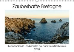 Zauberhafte Bretagne (Wandkalender 2018 DIN A3 quer) von Pidde,  Andreas