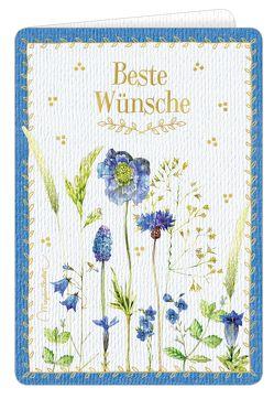Zauberhafte Doppelgrußkarten (Marjolein Bastin) von Bastin,  Marjolein