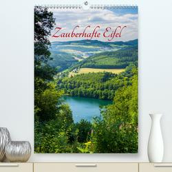 Zauberhafte Eifel (Premium, hochwertiger DIN A2 Wandkalender 2021, Kunstdruck in Hochglanz) von Bücker,  Michael