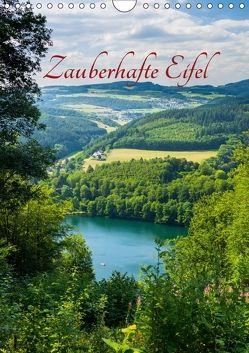 Zauberhafte Eifel (Wandkalender 2018 DIN A4 hoch) von Bücker,  Michael