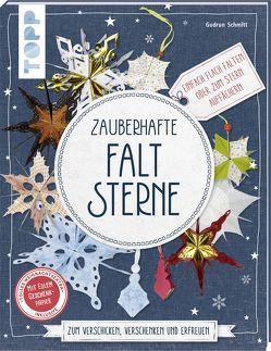 Zauberhafte Faltsterne (kreativ.kompakt) von Schmitt,  Gudrun
