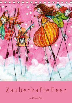 Zauberhafte Feen (Tischkalender 2019 DIN A5 hoch) von Dürr,  dieKLEINERT.de/Gisela