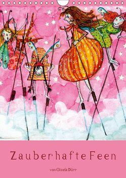 Zauberhafte Feen (Wandkalender 2019 DIN A4 hoch) von Dürr,  dieKLEINERT.de/Gisela