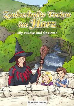 Zauberhafte Ferien im Harz von Bieber-Geske,  Steffi, Pohle,  Sabrina
