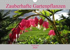 Zauberhafte Gartenpflanzen (Wandkalender 2020 DIN A4 quer) von Lang,  Noemi