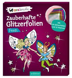 Zauberhafte Glitzerfolien Feen von Glatzel-Poch,  Helge