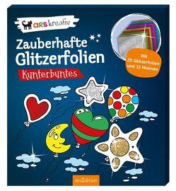 Zauberhafte Glitzerfolien Kunterbuntes von Glatzel-Poch,  Helge