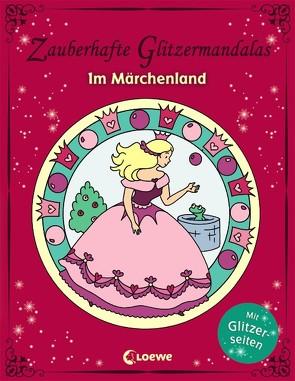 Zauberhafte Glitzermandalas: Im Märchenland von Labuch,  Kristin