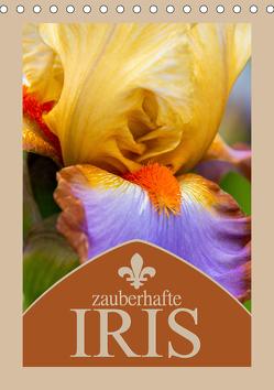 Zauberhafte Iris (Tischkalender 2020 DIN A5 hoch) von Gierok,  Steffen