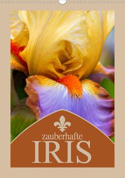 Zauberhafte Iris (Wandkalender 2020 DIN A3 hoch) von Gierok,  Steffen